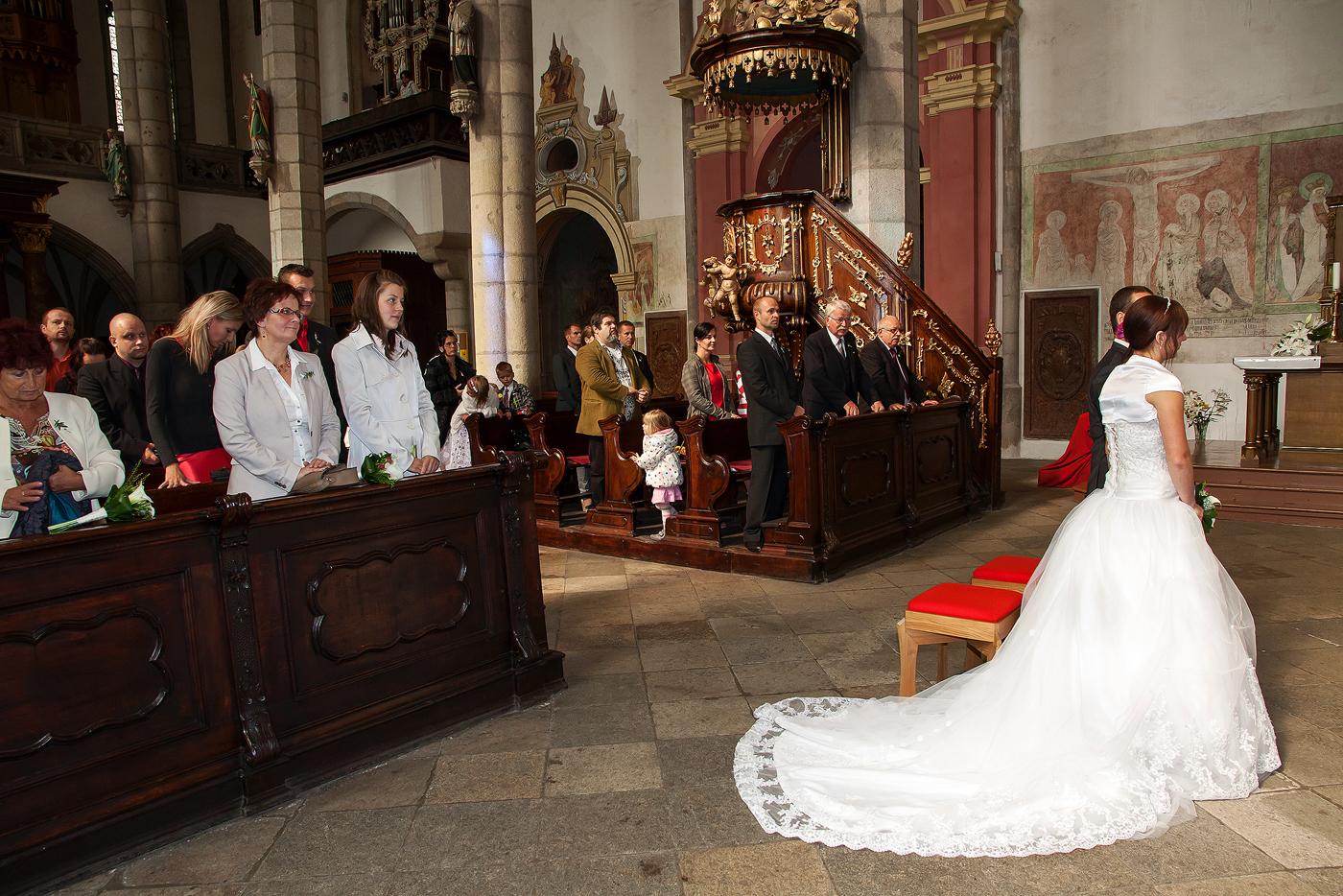 Svatba Český Krumlov - svatební fotograf Daniel Rataj