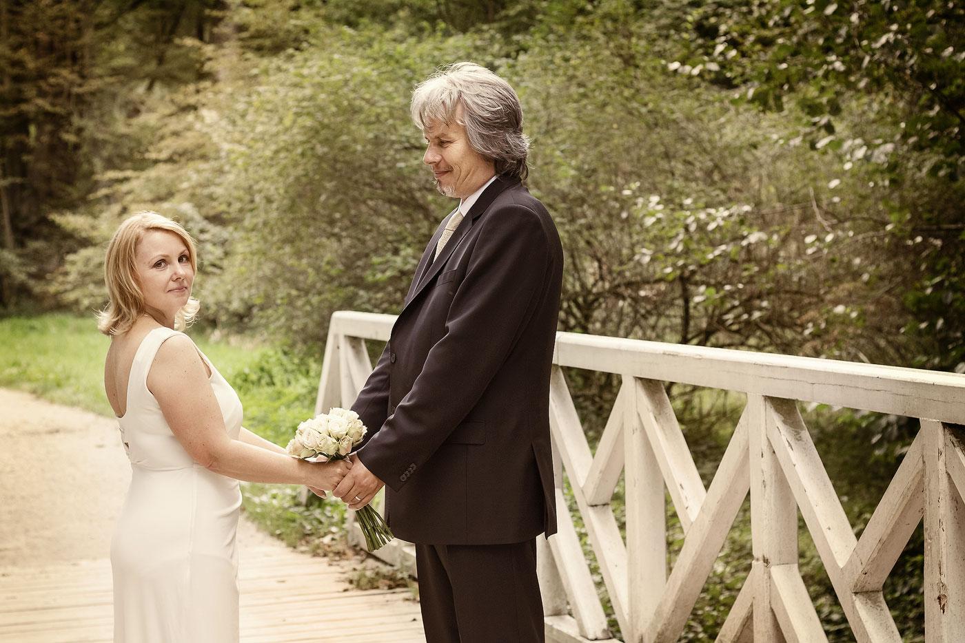 Svatba Terčino údolí - Nové Hrady