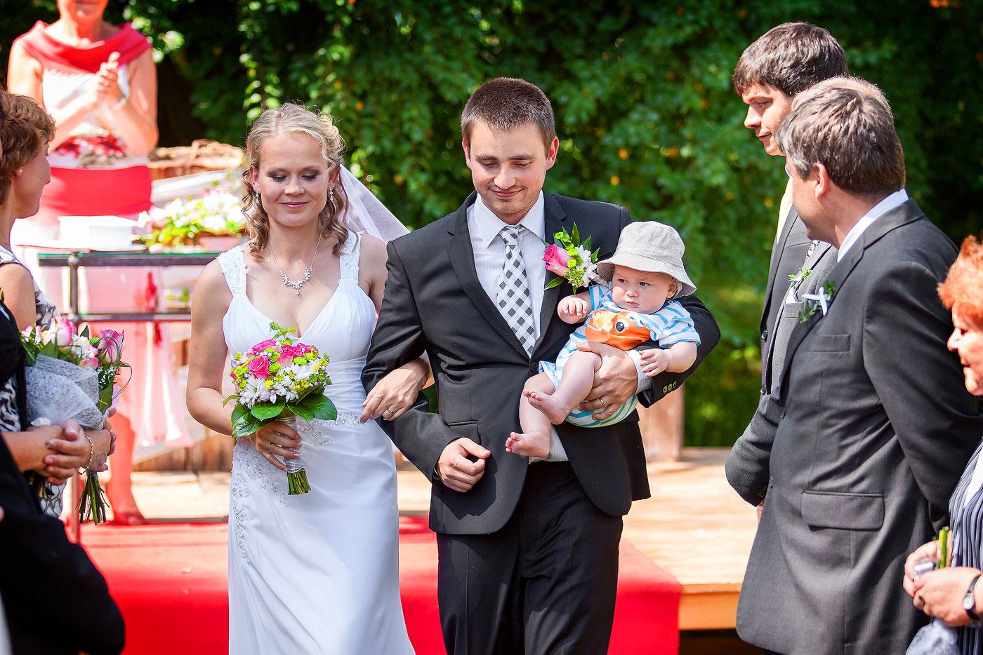 Svatba - svatební fotograf České Budějovice