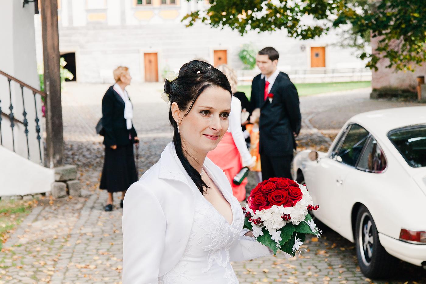 Svatba Zlatá Koruna
